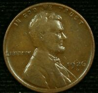 1926-D 1C LINCOLN WHEAT CENT 21LOS0118 70 CENTS SHIPPING