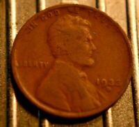1933-D LINCOLN WHEAT CENT 1C.  5552