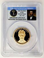 2010 S ABRAHAM LINCOLN 16TH PRESIDENTIAL DOLLAR PCGS PR70 DC
