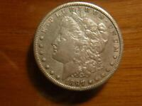 1897-S MORGAN SILVER DOLLAR PLEASING EXTRA FINE  CONDITION  SKU 21182