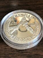 1988 S OLYMPIC COMMEMORATIVE SILVER DOLLAR PROOF