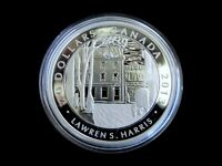 CANADA $20 GROUP OF SEVEN SERIES 2013 TORONTO STREET WINTER MORNING PROOF COIN