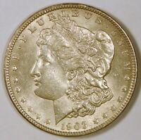 1903 P MORGAN SILVER DOLLAR COIN FROM THE PHILADELPHIA MINT