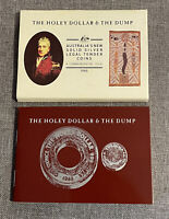 1988 THE HOLEY DOLLAR AND THE DUMP SOLID SILVER LEGAL TENDER