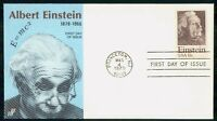MAYFAIRSTAMPS US FDC 1979 ALBERT EINSTEIN E EQUALS MC SQUARE