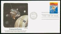MAYFAIRSTAMPS US FDC 1981 PIONEER 10 JUPITER FIRST DAY COVER