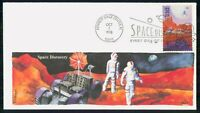 MAYFAIRSTAMPS US FDC 1999 ASTRONAUTS LANDROVER FIRST DAY COV
