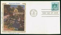 MAYFAIRSTAMPS US FDC 1979 AMERICANA SERIES SCHOOLS EDUCATION