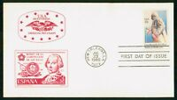 MAYFAIRSTAMPS US FDC 1980 CONSTITUTION BICENTENNIAL EVENT LO