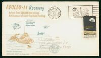 MAYFAIRSTAMPS US SPACE 1969 APOLLO 11 RECOVERY PACIFIC SPLAS