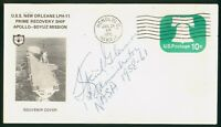 MAYFAIRSTAMPS US SPACE 1975 NASA ADMINISTRATOR AUOTOGRAPHED