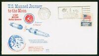 MAYFAIRSTAMPS US SPACE 1971 MANNED JOURNEY TO THE MOON APOLL