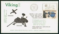 MAYFAIRSTAMPS US SPACE 1975 VIKING 2 PRIME LANDING SITE COVE