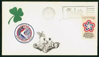 MAYFAIRSTAMPS US SPACE 1971 APOLLO 15 JULY 25 COVER WWP47071