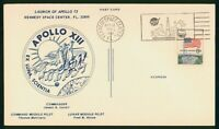 MAYFAIRSTAMPS US SPACE 1970 APOLLO 13 VIP CARD WWP47067