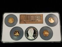 2009 LINCOLN BICENTENNIAL PROOFS ULTRA CAMEO SILVER DOLLAR &