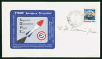 MAYFAIRSTAMPS US SPACE 1988 AEROSPACE CORPORATION CAPE CANAV