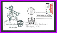BOYS' CLUBS: 100TH ANNIVERSARY STAMP FDC   1960   ARTMASTER