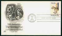 MAYFAIRSTAMPS FIRST DAY COVER US FDC 1979 GUIDE DOGS FOR THE