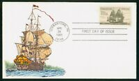 MAYFAIRSTAMPS US FDC PENNSYLVANIA GERMAN IMMIGRATION ANNIVER