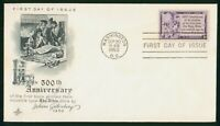 MAYFAIRSTAMPS US FDC 1952 THE BIBLE FIRST DAY COVER WWP_6463