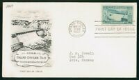 MAYFAIRSTAMPS US FDC 1952 GRAND COULEE DAM RECLAMATION FIRST