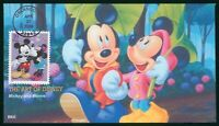 MAYFAIRSTAMPS US FDC UNSEALED 2006 MICKEY & MINNIE MOUSE DIS