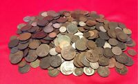 OLD WORLD COINS // 1700S/1800S // A PART OF HISTORY  // 1 COIN // ANTIQUE MONEY