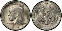 68 COINS 1971 2005 P & D 50C KENNEDY HALF DOLLARS MINT STATE HIGH QUALITY CC
