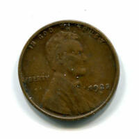 1925 D    LINCOLN WHEAT BACK CENT IN  VF/EXTRA FINE   GRADE