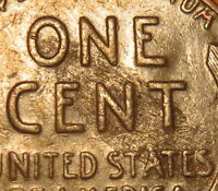 1932 COPPER PENNY  ERROR COIN  PLANCHET ANOMALY