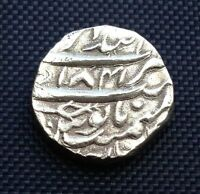INDIAN SIKH EMPIRE SILVER RUPEE ANANDGARH VS 1841 AD 1784 GOOD CONDITION