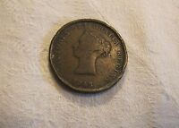 1843 NEW BRUNSWICK ONE PENNY TOKEN