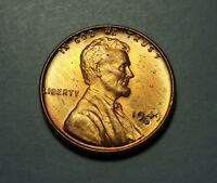 1949 D LINCOLN WHEAT PENNY W20477