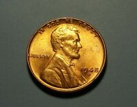 1948 D LINCOLN WHEAT PENNY UNCIRCULATED W19841