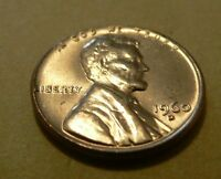 1960 D LINCOLN CENT   UNCIRCULATED
