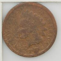 1873 INDIAN HEAD ONE CENT Z89