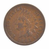 1883 INDIAN HEAD ONE CENT Z34