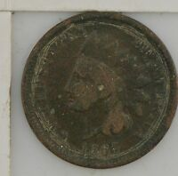 1865 INDIAN HEAD ONE CENT Z74