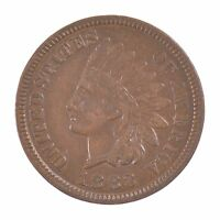 1883 INDIAN HEAD ONE CENT Z02