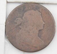 1797 DRAPED BUST LARGE CENT Z14