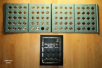2007 2016 PRESIDENTIAL $1 PD 78 COIN COMPLETE UNCIRCULATED SET WWHITMAN FOLDER