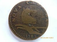 ERROR NOVA 1787 OFF CENTER VF CONDITION