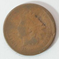 1865 INDIAN HEAD ONE-CENT PIECE G18