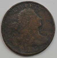 1797 DRAPED BUST LARGE CENT G38