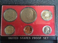 UNITED STATES PROOF SET   1776 1976   BICENTENNIAL