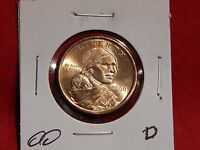 2000 D $1 SACAGAWEA DOLLAR UNCIRCULATED FROM MINT ROLL.
