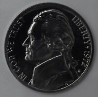 1972 GEM PROOF PF JEFFERSON NICKEL 5 CENTS 5C UNC UNCIRCULATED US COIN FREE SHIP