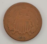 1870 TWO-CENT PIECE G16