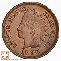 1898 INDIAN HEAD CENT 551